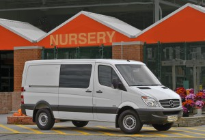2012 Mercedes-Benz Sprinter Pricing