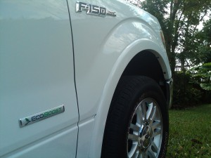 Wheel Time in the EcoBoost F-150