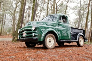"Vintage Drive: 1951 Dodge B3 ""Job-Rated"" Pickup"