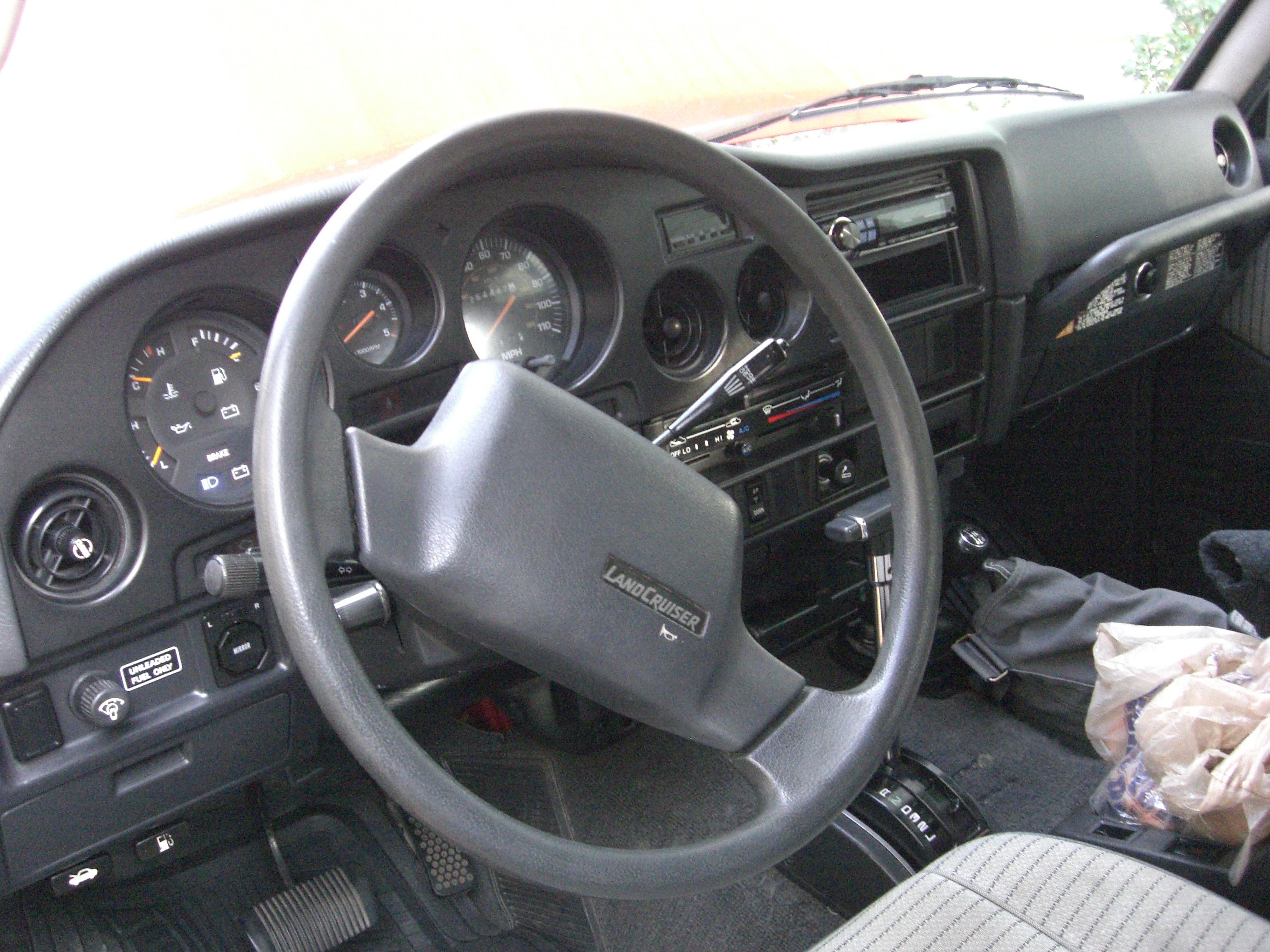 1989 Toyota Fj60 Land Cruiser Kevs New Daily Driver Nick Despite