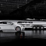 Cigarette Boat Inspired by Mercedes-Benz AMG Black Series