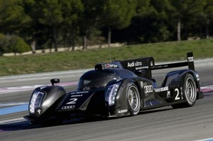 Audi R18 e-tron ultra: AWD Hybrid Diesel Headed for Le Mans