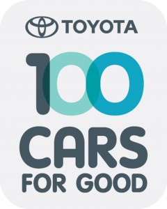Toyota's '100 Cars for Good': An Opportunity for Nonprofits