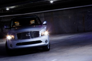 2012 Infiniti QX56 4WD: Drive Review