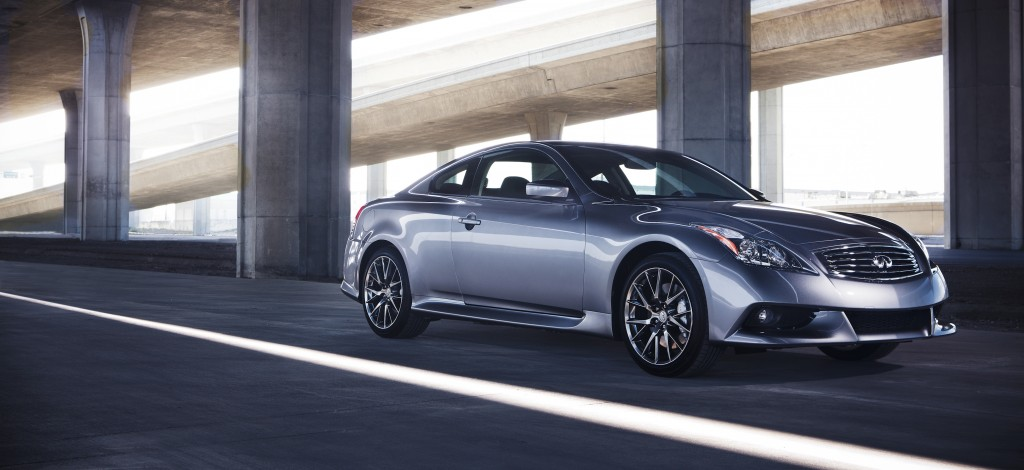 2012 Infiniti IPL G Coupe: First Look