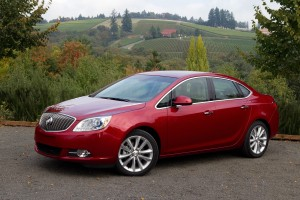 2012 Buick Verano: First Look