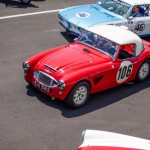 Austin-Healey at The Mitty 2012