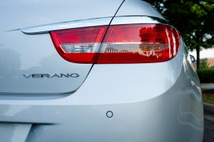 2012 Buick Verano: Drive Review