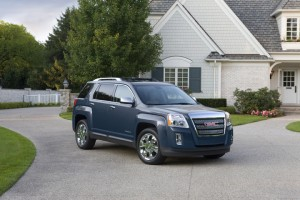 2012 GMC Terrain: First Look