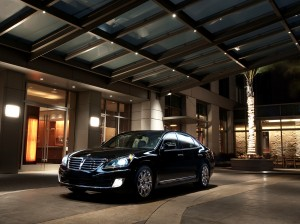 2012 Hyundai Equus Ultimate: First Look
