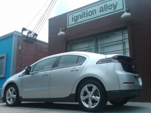 2012 Chevrolet Volt: First Look