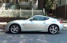 2012 Nissan 370Z: First Look