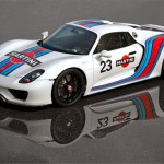 Porsche 918 Spyder Martini Racing: Memory Machine