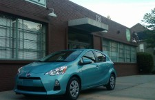 2012 Toyota Prius c: First Look