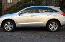 2013 Acura RDX AWD: First Look