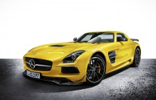 2014 Mercedes-Benz SLS AMG Black Series: LA Auto Show Preview
