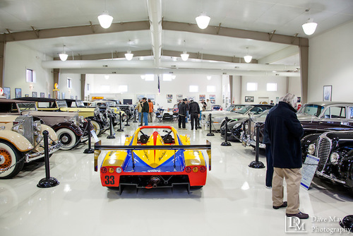 Speedwell Engineering, LTD Hosts Tour of Outstanding Private Collection