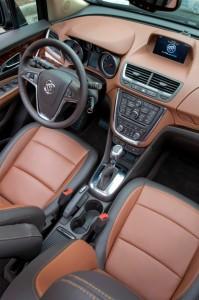 2013 Buick Encore automatic climate control