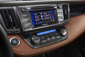 With optional HD radio, the 2013 Toyota RAV4 gives you more choices without the monthly subscription costs.