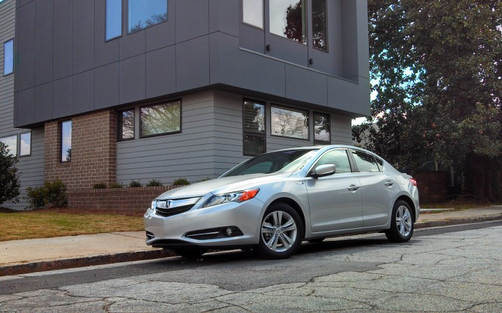 2013 Acura ILX Hybrid: First Look