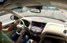 2013 Infiniti JX35 FWD: First Drive