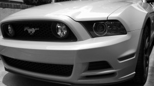 2014 Ford Mustang GT Review - the last classic - front