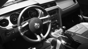 2014 Ford Mustang GT Review - the last classic - interior