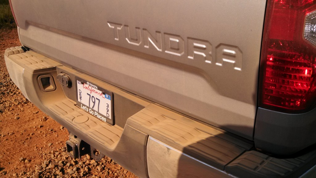 2014 Toyota Tundra 4×4 Limited CrewMax: First Look