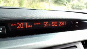 2013 Toyota 4Runner Trail highway fuel economy