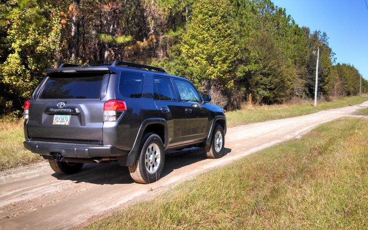 2013 Toyota 4Runner Trail: First Look