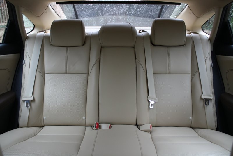 2014 Toyota Avalon Limited heated rear seats