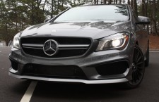4-Cylinder Superlative: 2014 Mercedes-Benz CLA45 AMG Review