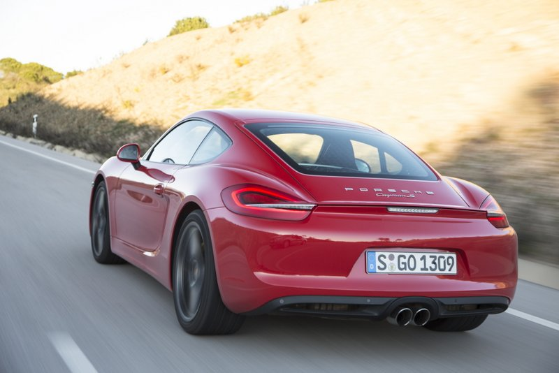 2014 Porsche Cayman S Review Best Sports Car At Any Price