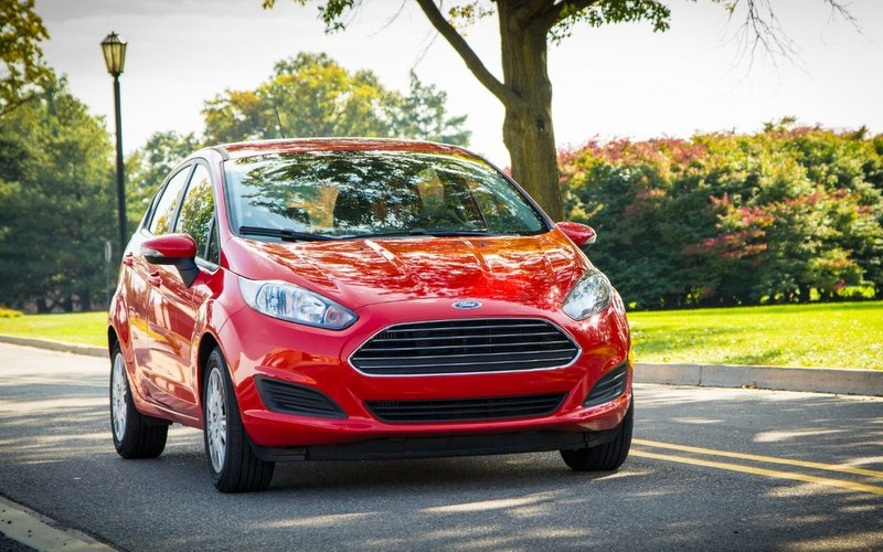 2014 Ford Fiesta SFE: Go Small or Go Home