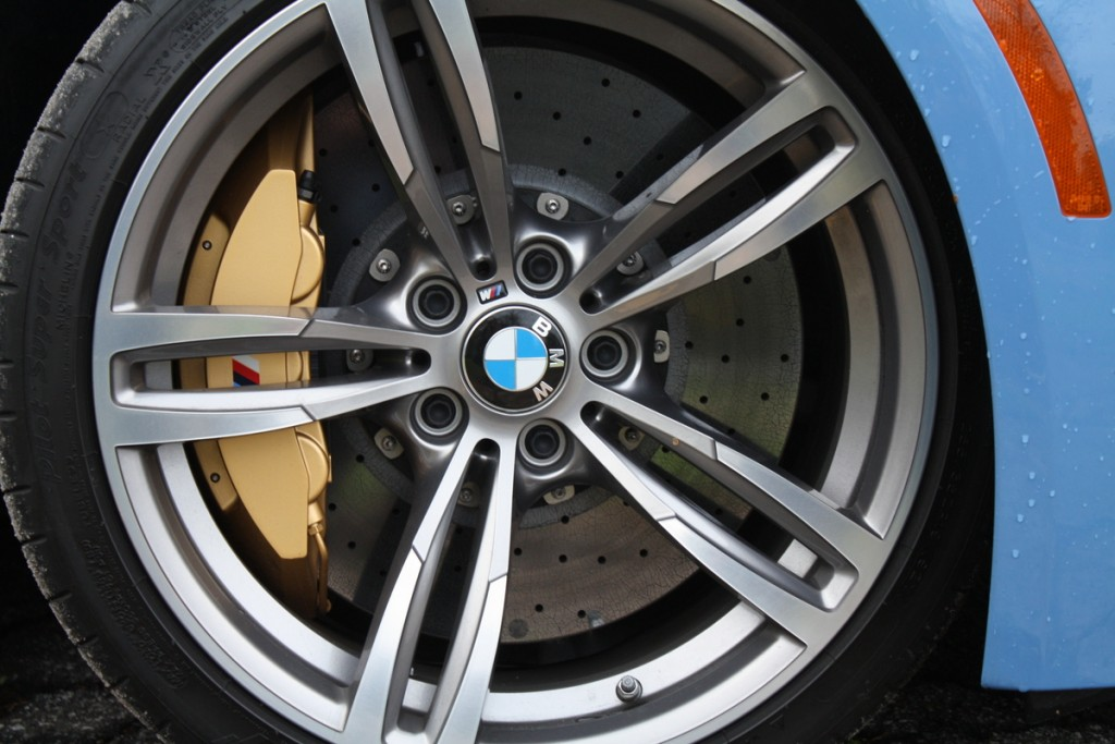 2015 BMW M4 Convertible M Carbon Ceramic Brakes Atlanta