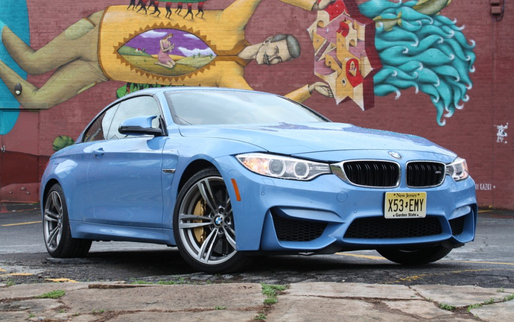 2015 BMW M4 Convertible: Feel-It Fly