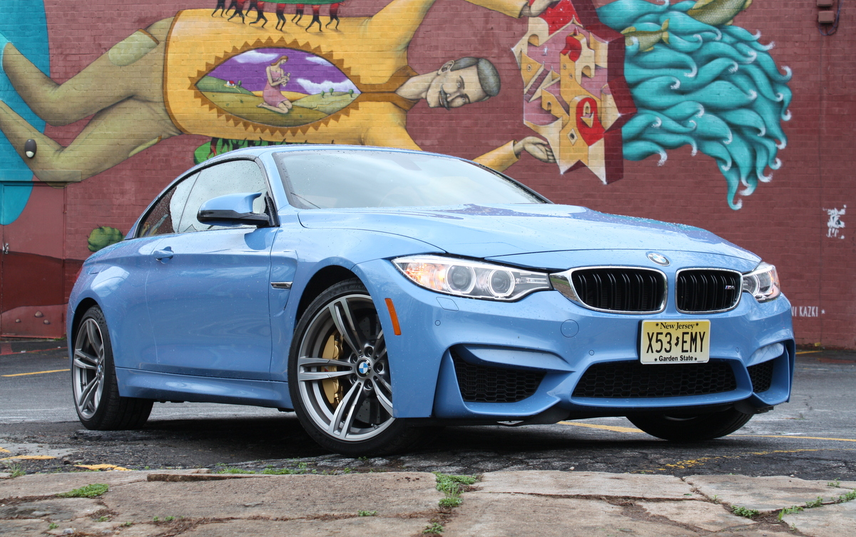 2015 Bmw M4 Convertible Feel It Fly Nick Palermo