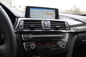 2015 BMW M4 Convertible standard navigation
