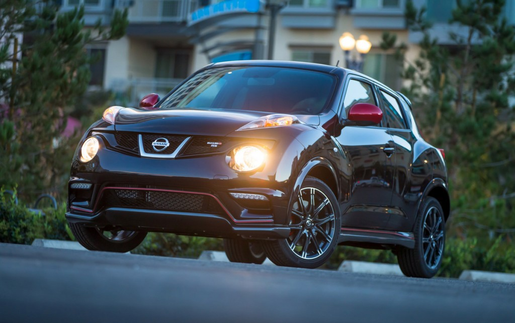 2015 Nissan Juke NISMO RS: In Odd We Trust