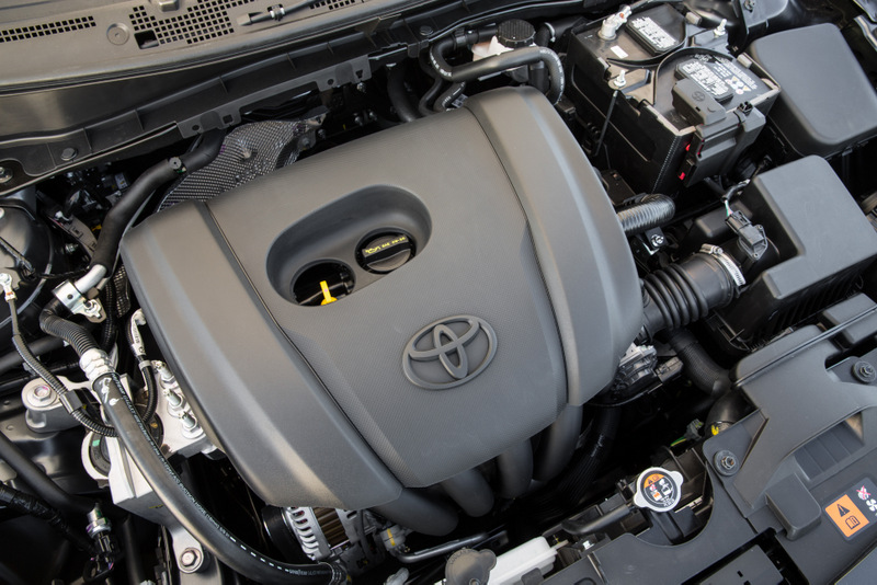 2016 Scion iA sedan manual engine 1.5 4-cyl Mazda2